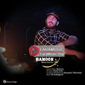 دانلود آهنگ جدید هامون به نام کجایی Download New Song By Hamoon Called Kojaei