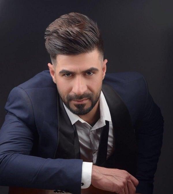 دانلود آهنگ عربی سيروان حسن به نام ميذلني غيابك