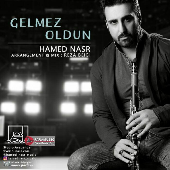 دانلود آهنگ بی کلام حامد نصر به نام Gelmez Oldun