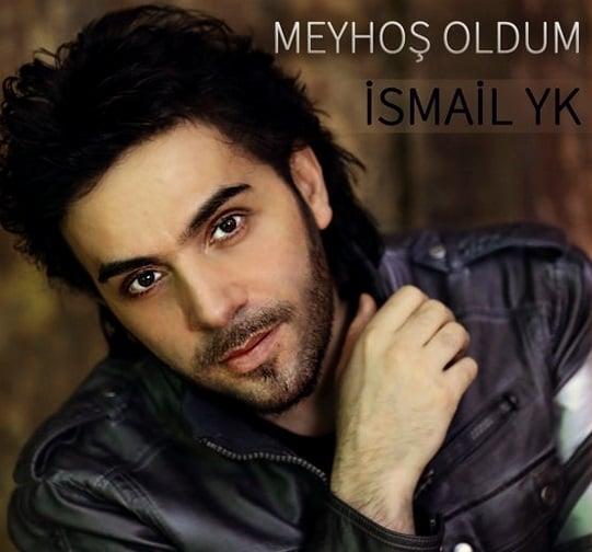 دانلود آهنگ ترکی Ismail YK به نام Meyhoş Oldum