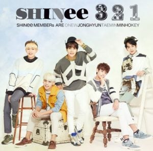 Download New Music By SHINee - 3 2 1