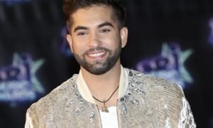 Download New Music By Kendji Girac Called Ma Câlina