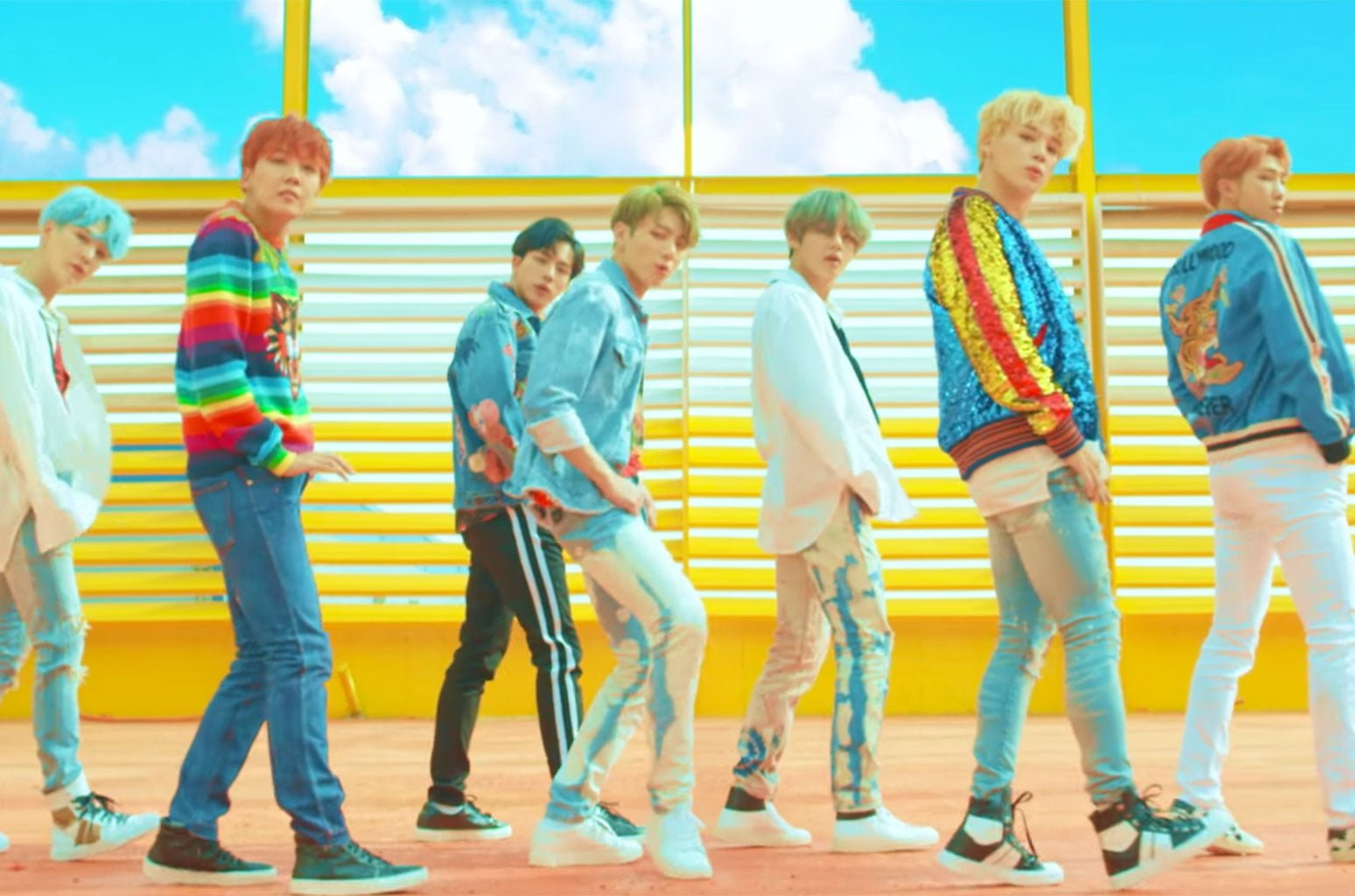 Download New Music By BTS Called DNA