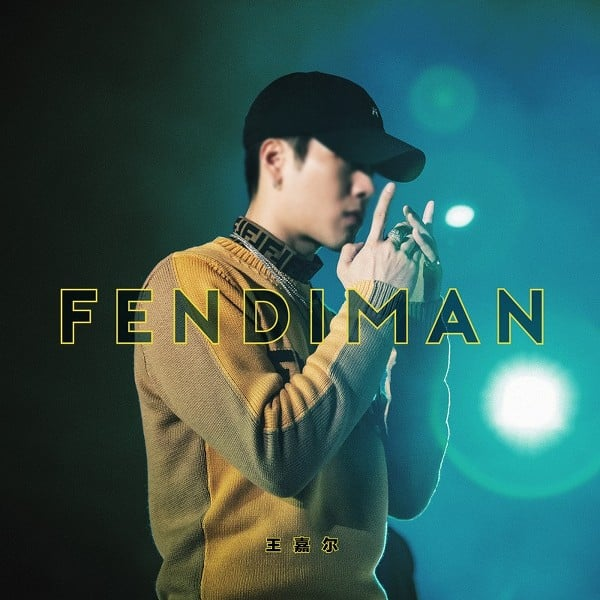 Download New Music Jackson Wang - Fendiman