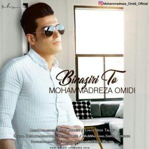 آهنگ محمدرضا امیدی بی نظیری تو