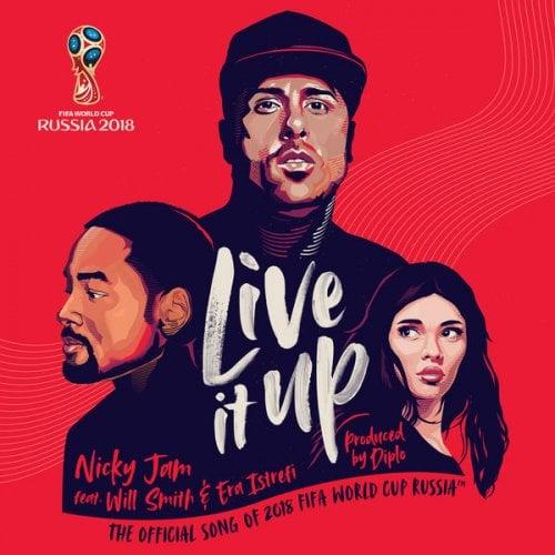 دانلود آهنگ Nicky Jam و Will Smith و Era Istrefi به نام Live It Up