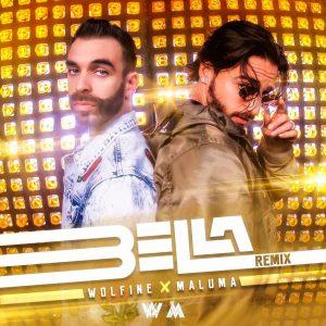 Download New Song Wolfine Maluma Bella Remix