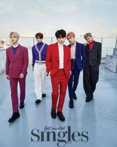 Download The New song BTS – Singularity