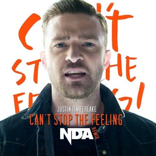 دانلود آهنگ Justin Timberlake به نامCan't Stop The Feeling