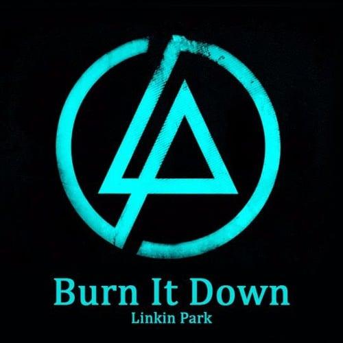 دانلود آهنگ Linkin Park به نامBurn It Down