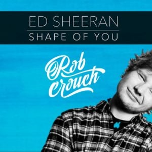 Download New Music By Ed Sheeran - Shape Of You