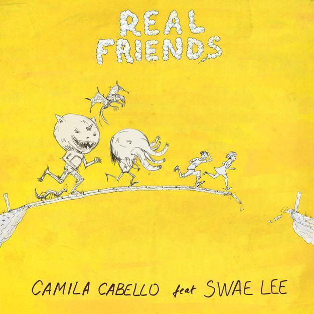 دانلود آهنگ Camila Cabello به نام Real Friends