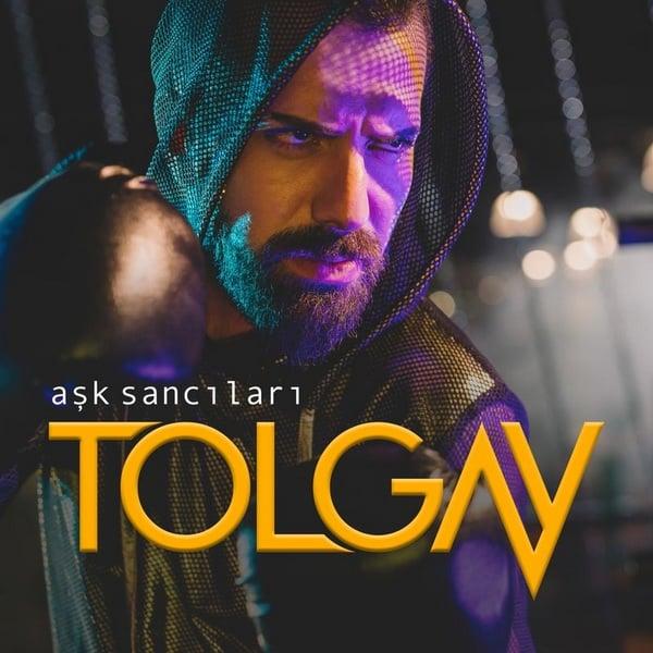 دانلود آهنگ ترکی جدید Tolgay به نام Ask Sancilari