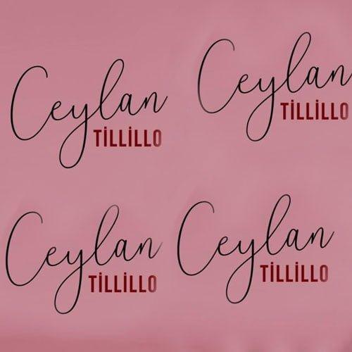 دانلود آهنگ ترکی Ceylan به نام Tillillo