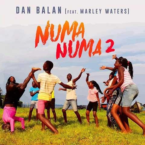 دانلود آهنگ جدید Dan Balan و Marley Waters به نام Numa Numa 2