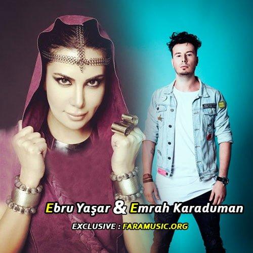 دانلود آهنگ ترکی Emrah Karaduman و Ebru Yaşar به نام En Güzel Yenilgim