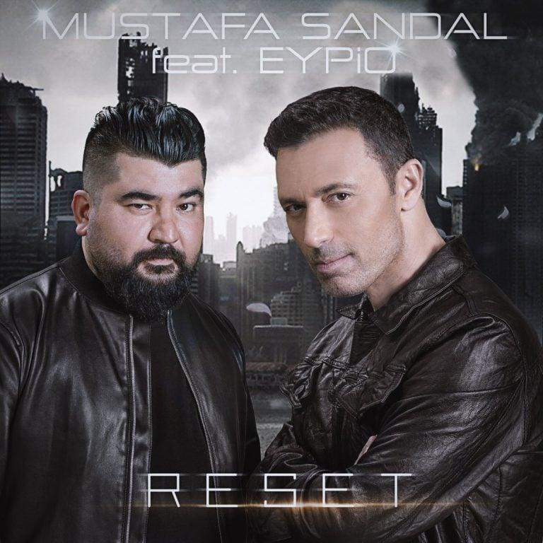 دانلود آهنگ ترکی Mustafa Sandal و Eypio به نام Reset