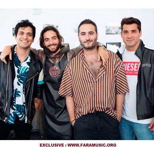 دانلود آهنگ Reik و Maluma به نام Amigos Con Derechos