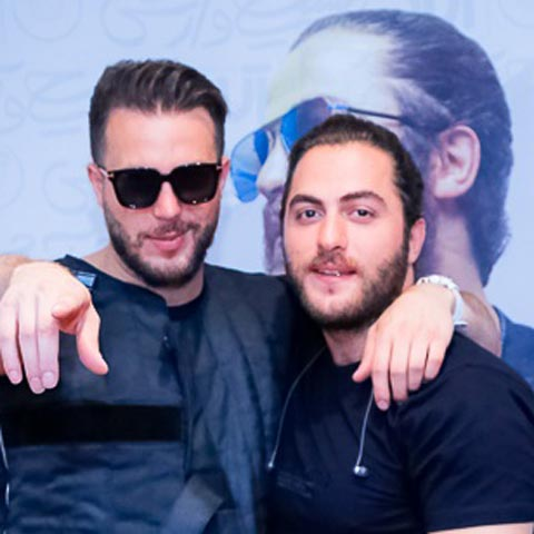 کنسرت مسیح و آرش در ترکیه