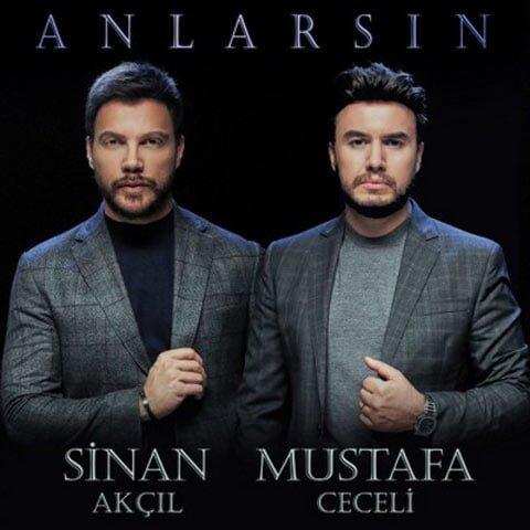 دانلود آهنگ Mustafa Ceceli و Sinan Akçıl به نام Anlarsın