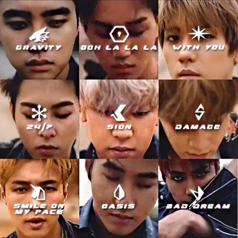 دانلود آهنگ کره ای EXO به نام Tempo