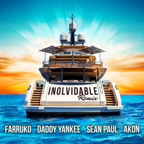 دانلود ریمیکس جدید Sean Paul و Akon به نام Inolvidable