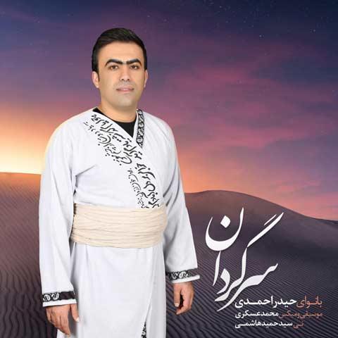 حیدر احمدی سرگردان