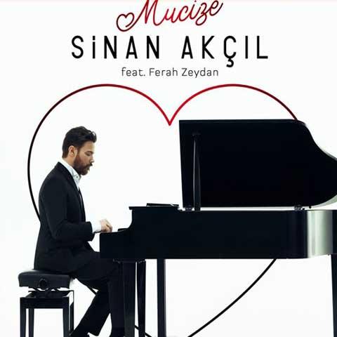 دانلود آهنگ ترکی Sinan Akçıl به نام Mucize
