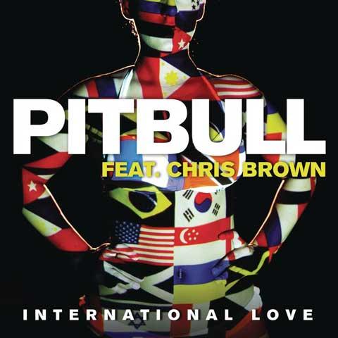 دانلود آهنگ Pitbull به نام International Love