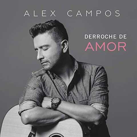 دانلود آهنگ اسپانیایی Alex Campos به نام Amor Amor