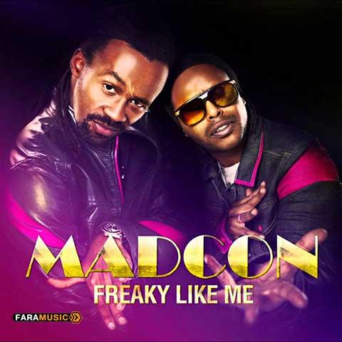 دانلود آهنگ Madcon به نام Freaky Like Me
