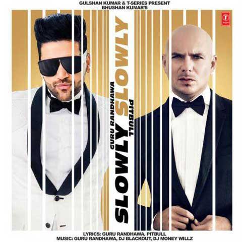 دانلود آهنگ Pitbull به نام Slowly Slowly