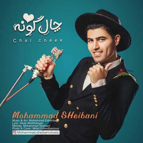 دانلود آهنگ محمد شیبانی به نام چال گونه