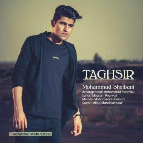 محمد شیبانی تقصیر