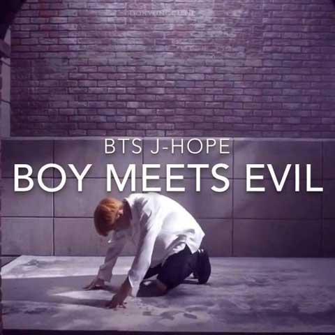 دانلود آهنگ کره ای Bts به نام Boy Meets Evil