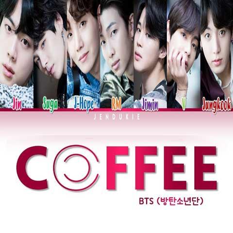 Bts Coffee