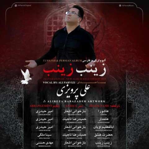 علی پرویزی زینب زینب