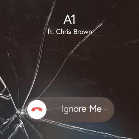 Chris Brown Ignore Me