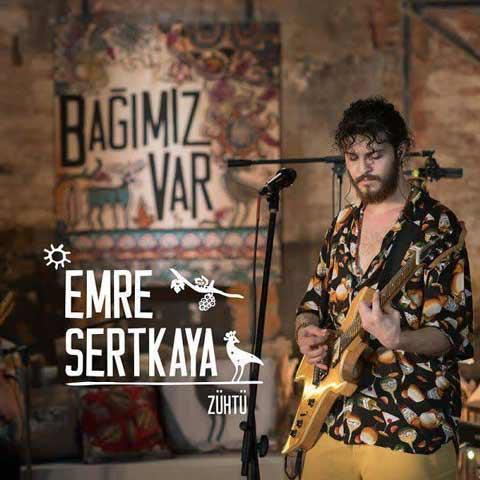 دانلود آهنگ ترکی Emre Sertkaya به نام Zuhtu