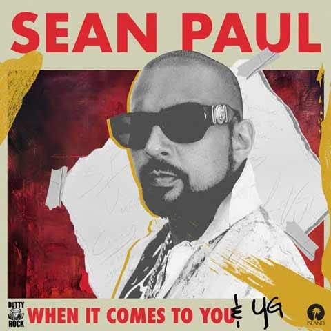 دانلود آهنگ Sean Paul به نام When It Comes To You