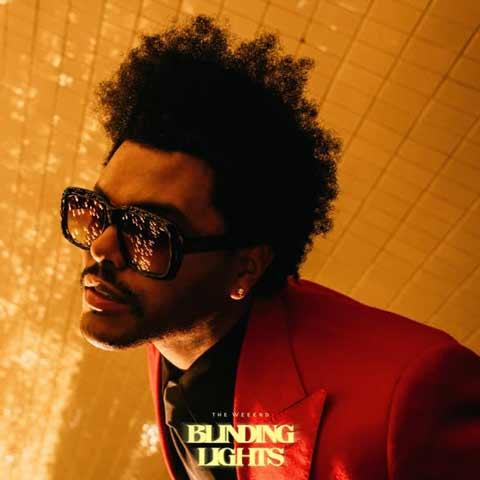 دانلود آهنگ The Weeknd به نام Blinding Lights