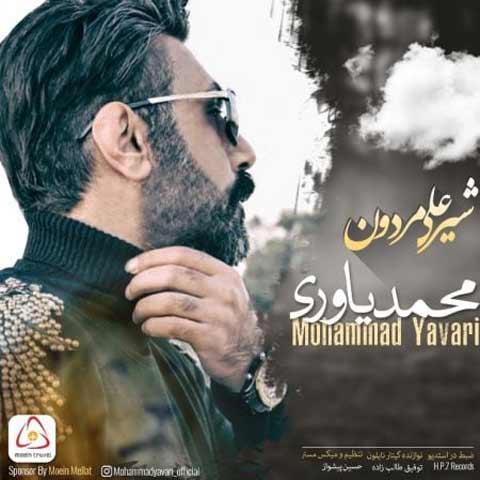 محمد یاوری شیر علی مردون