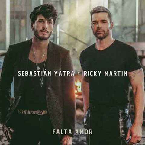 Ricky Martin Falta Amor