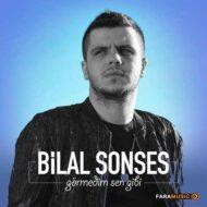 دانلود آهنگ ترکی Bilal Sonses به نام Görmedim Sen Gibi