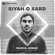 دانلود آهنگ دانیال احمدی به نام سیاه و سفید